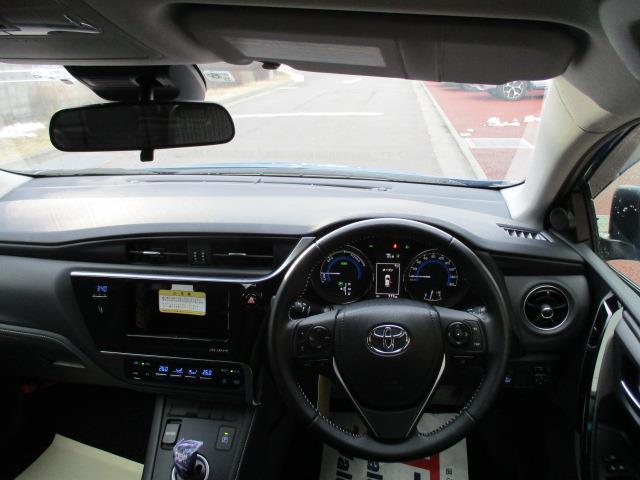 トヨタ オーリス ハイブリッド 1年間走行無制限保証
