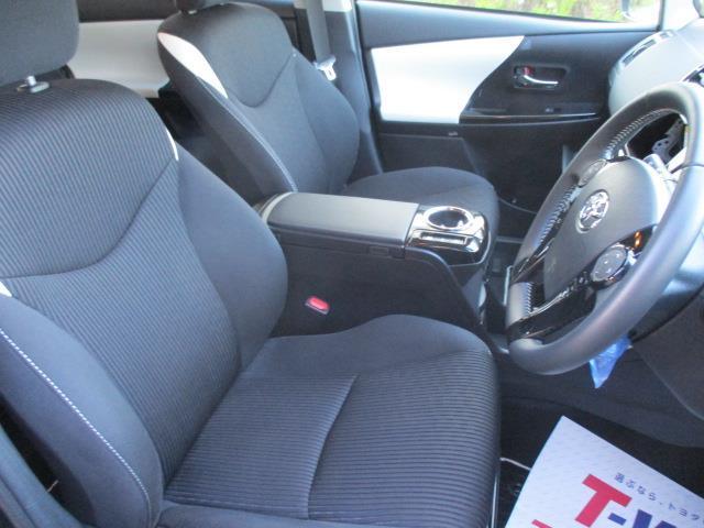 トヨタ プリウスアルファ S チューン ブラックII 1年間走行無制限保証