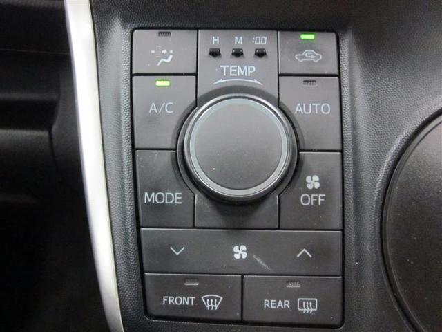 温度設定だけで後は自動制御のフルオートエアコン。