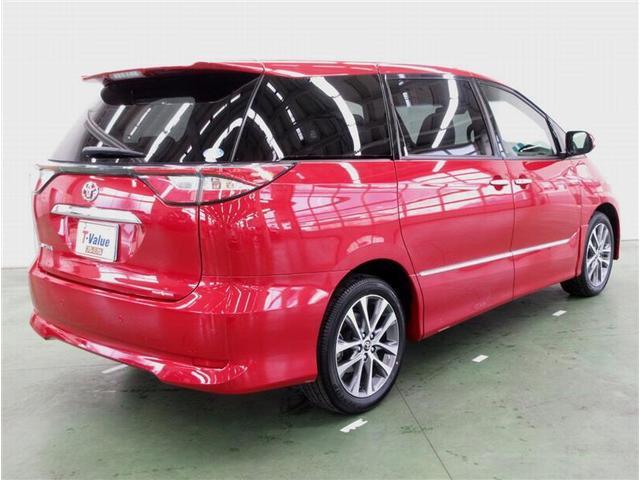 アエラス プレミアム 4WD 2年間走行無制限保証(3枚目)