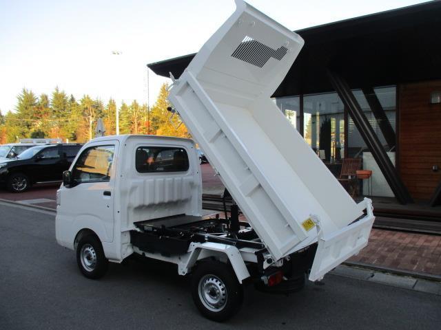 多目的ダンプ 4WD 1年間走行無制限保証(9枚目)