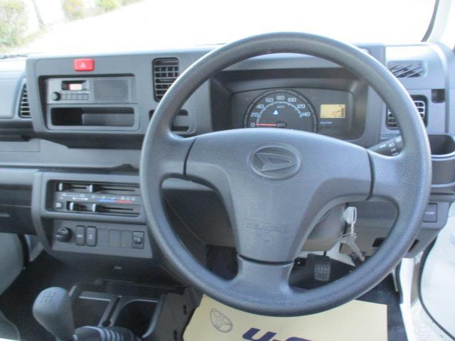 多目的ダンプ 4WD 1年間走行無制限保証(11枚目)