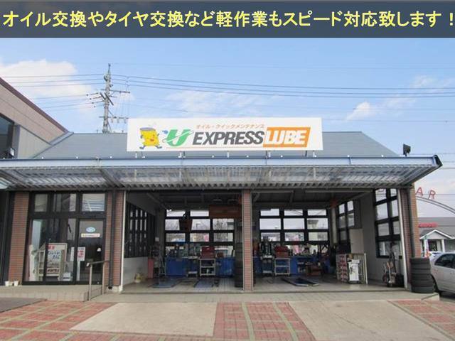 川中島店です!様々なジャンルのU-Carを展示しております。