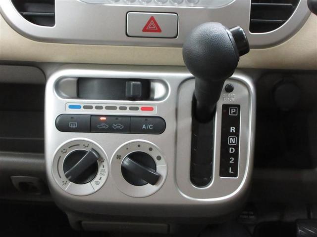 操作のし易いダイヤル式のマニュアルエアコンです。オーバードライブ付4速オートマで高速走行も静かです。