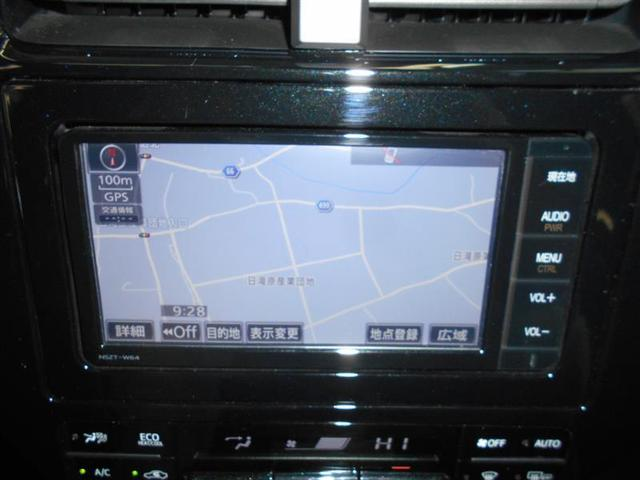 トヨタ プリウス A 4WD セーフティセンスP SDナビフルセグ LED