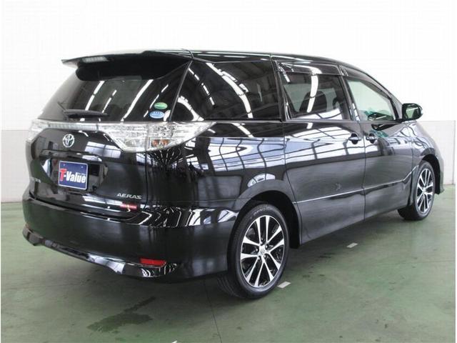 アエラス 4WD SDナビフルセグ 7人乗り両側電動 HID(3枚目)