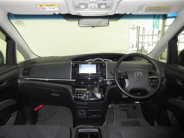 アエラス 4WD SDナビフルセグ 7人乗り両側電動 HID(5枚目)