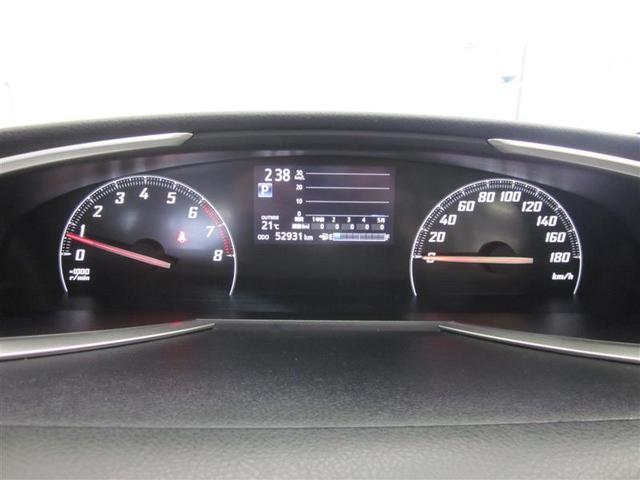 運転中の視線移動を最小限に抑える位置にレイアウトされた優れた視認性のメーターパネルです。