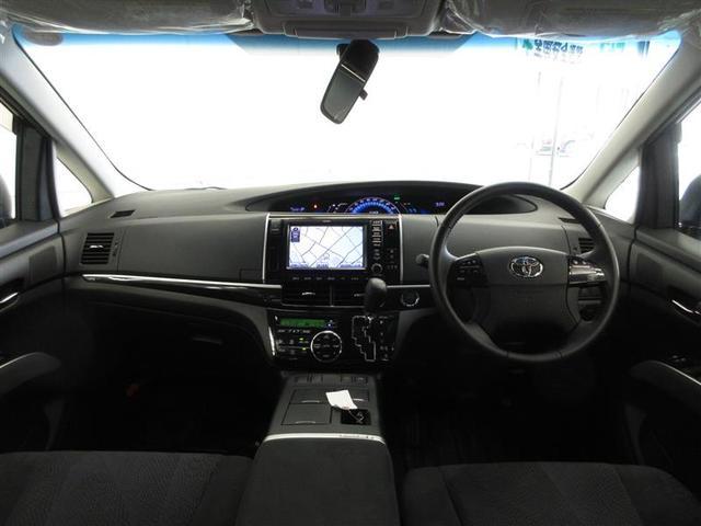 アエラス 4WD HDDナビフルセグバックモニター 7人乗り(5枚目)
