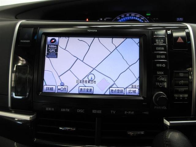 アエラス 4WD HDDナビフルセグバックモニター 7人乗り(8枚目)