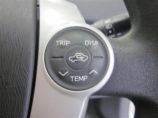 温度調節や内気循環の切り替えができるスイッチです。