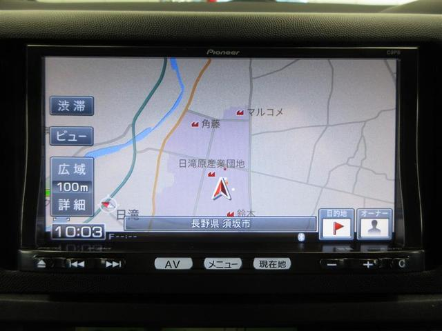 1.8X 4WD SDナビフルセグ 7人乗り 純正ETC(7枚目)