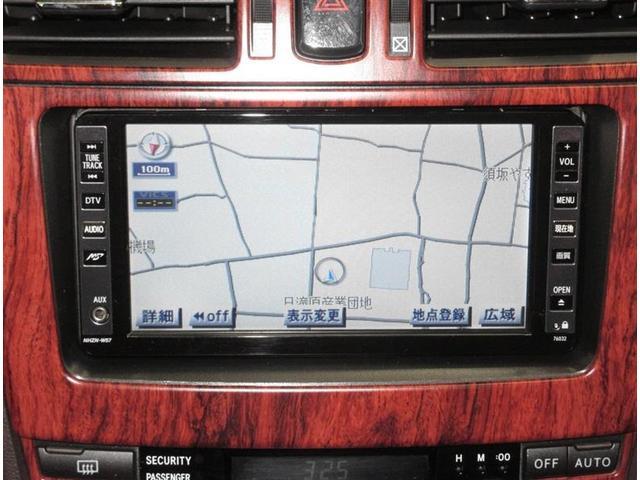 350G エアロツアラーS HDDナビフルセグ レザーシート(8枚目)