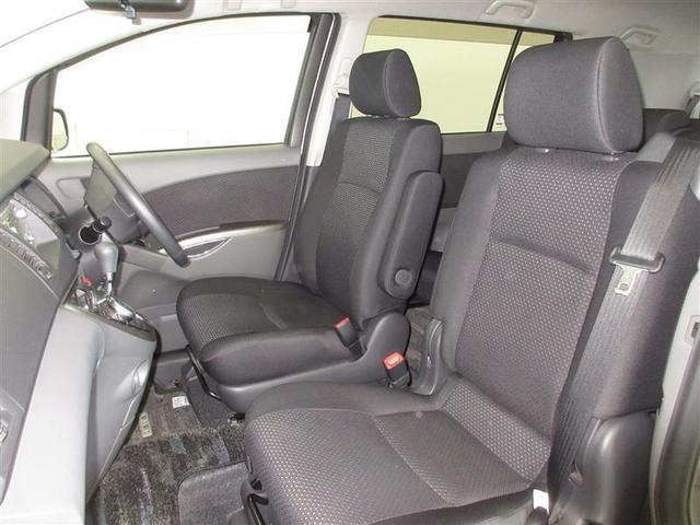 プラタナリミテッド 4WD 両側電動スライド HIDヘッドライト ウオークスルー 乗車定員7人 3列シート ワンオーナー 記録簿(14枚目)