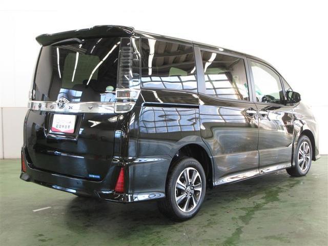 ZS 煌II 4WD 衝突被害軽減システム 両側電動スライド LEDヘッドランプ ウオークスルー 乗車定員8人 3列シート 記録簿 アイドリングストップ(3枚目)
