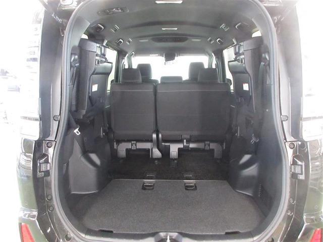ZS 煌II 4WD 衝突被害軽減システム 両側電動スライド LEDヘッドランプ ウオークスルー 乗車定員8人 3列シート 記録簿 アイドリングストップ(18枚目)