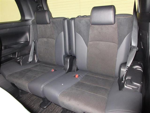 2.5Z ゴールデンアイズ 4WD ミュージックプレイヤー接続可 バックカメラ 衝突被害軽減システム ETC 両側電動スライド LEDヘッドランプ ウオークスルー 乗車定員7人 3列シート 記録簿(17枚目)