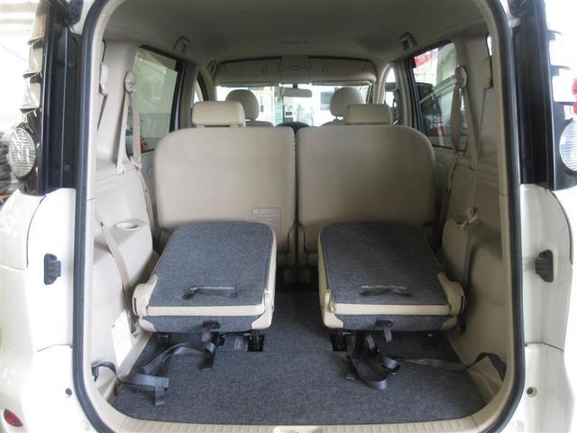 G ウェルキャブ 4WD 福祉車両 ETC 乗車定員7人 3列シート(18枚目)