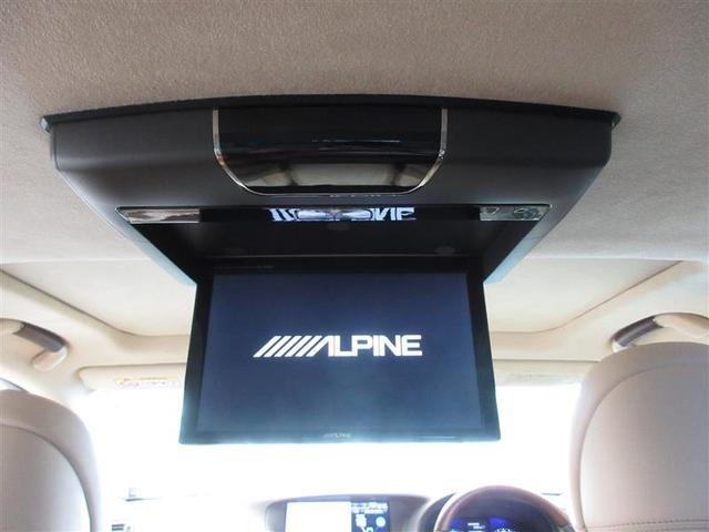 LS600hL 4WD 革シート サンルーフ フルセグ HDDナビ DVD再生 後席モニター バックカメラ 衝突被害軽減システム ETC LEDヘッドランプ 記録簿(10枚目)