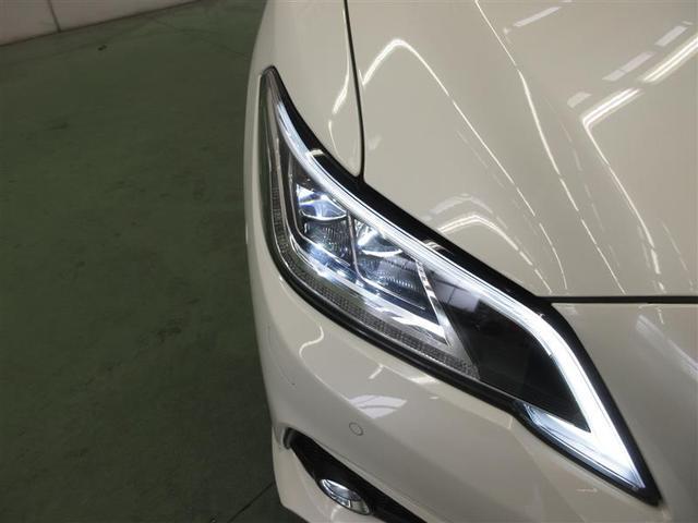 G-エグゼクティブ Four 4WD 革シート フルセグ メモリーナビ DVD再生 ミュージックプレイヤー接続可 バックカメラ 衝突被害軽減システム ETC LEDヘッドランプ(4枚目)