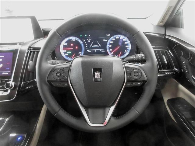 G-エグゼクティブ Four 4WD 革シート フルセグ メモリーナビ DVD再生 ミュージックプレイヤー接続可 バックカメラ 衝突被害軽減システム ETC LEDヘッドランプ(6枚目)
