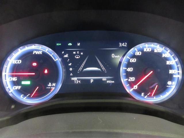 G-エグゼクティブ Four 4WD 革シート フルセグ メモリーナビ DVD再生 ミュージックプレイヤー接続可 バックカメラ 衝突被害軽減システム ETC LEDヘッドランプ(7枚目)