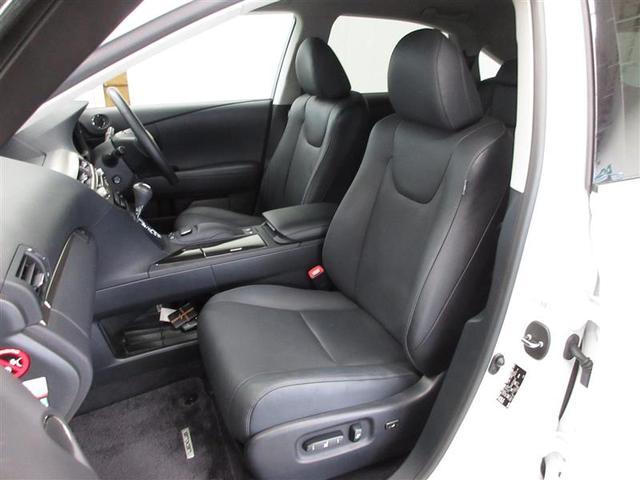 RX450h 4WD 革シート フルセグ HDDナビ DVD再生 ミュージックプレイヤー接続可 バックカメラ ETC ドラレコ LEDヘッドランプ ワンオーナー(17枚目)