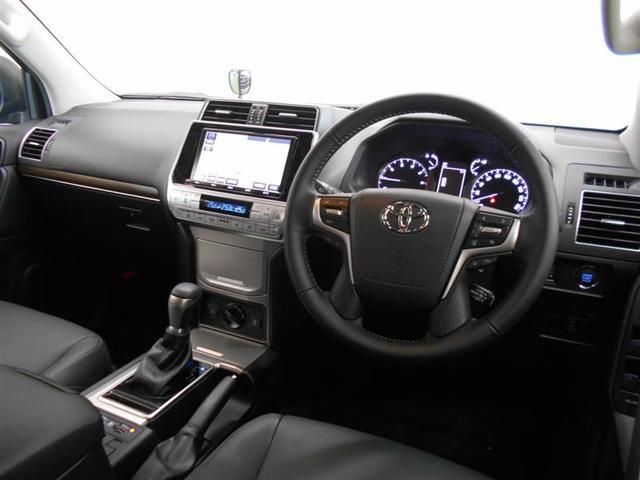 トヨタ ランドクルーザープラド TX Lパッケージ 4WD 2年間走行無制限保証