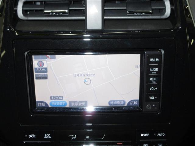 ナビは純正品。ワンセグテレビ・CD・Bluetooth・SDオーディオ・スマホ・外部入力・ハンズフリー電話対応。
