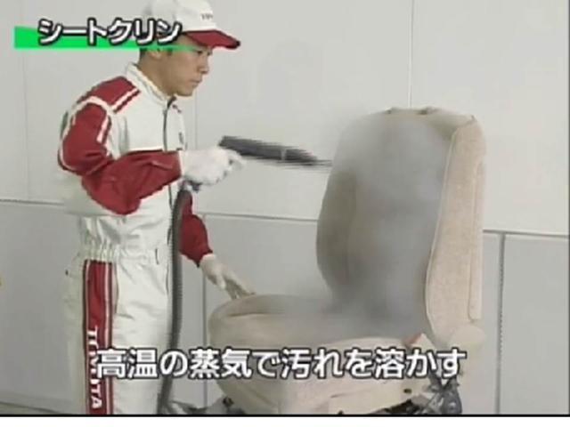 1シートクリン 高温の蒸気で汚れを溶かします!