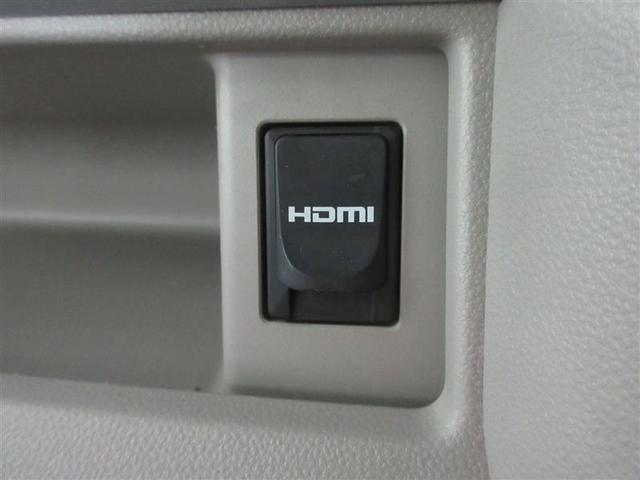 HDMI入力端子が付いています。