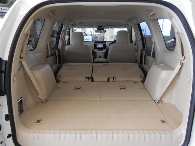 トヨタ ランドクルーザープラド TX 4WD 2年間走行無制限保証