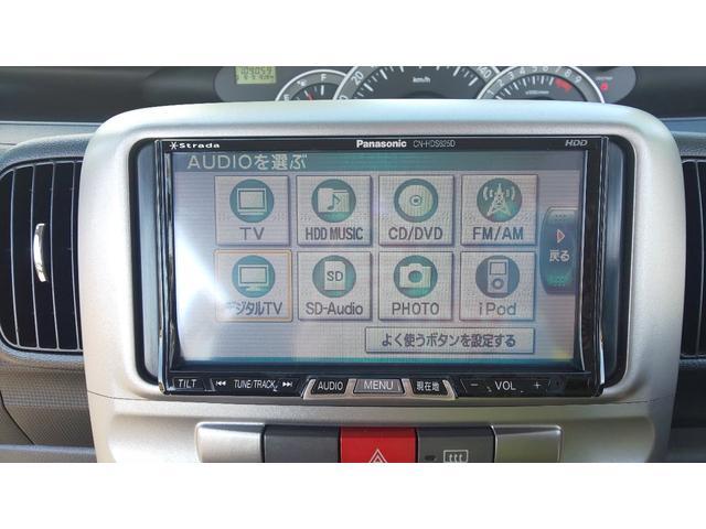 カスタムXリミテッド HDDナビ ETC パワースライドドア スマートキー(19枚目)