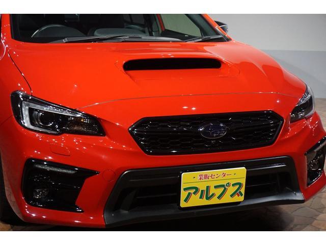 「スバル」「WRX S4」「セダン」「長野県」の中古車6