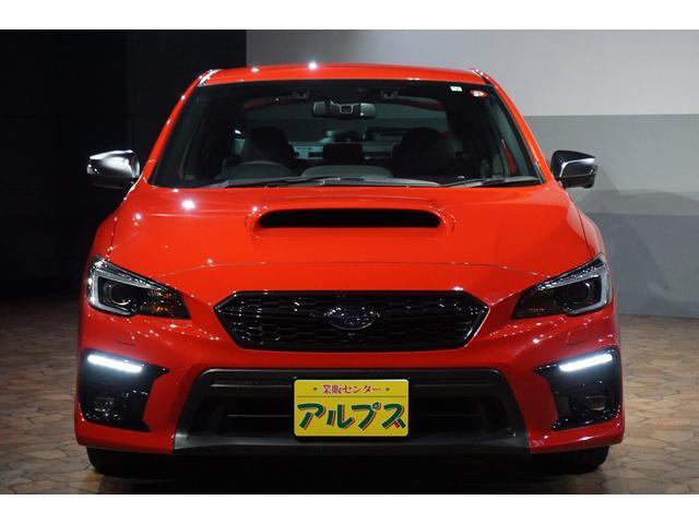 「スバル」「WRX S4」「セダン」「長野県」の中古車8