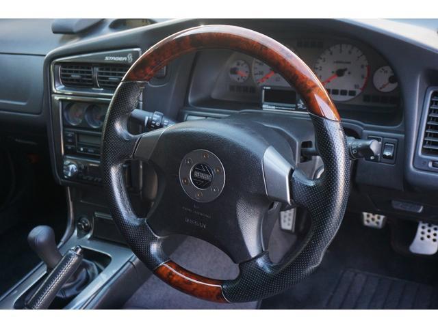 「日産」「ステージア」「SUV・クロカン」「長野県」の中古車4