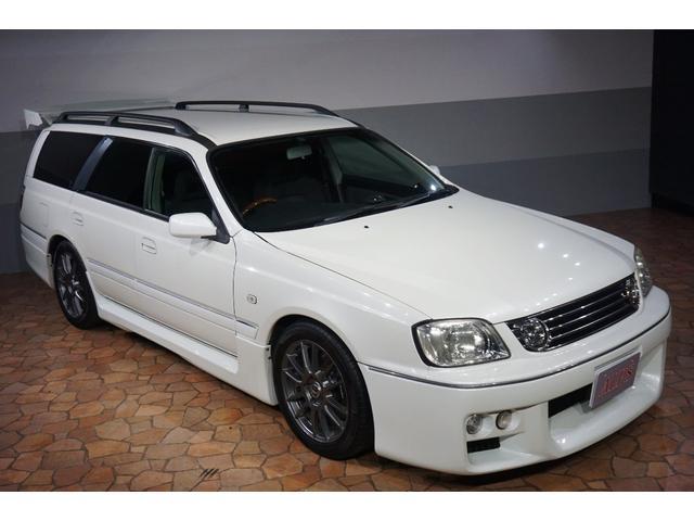 「日産」「ステージア」「SUV・クロカン」「長野県」の中古車37