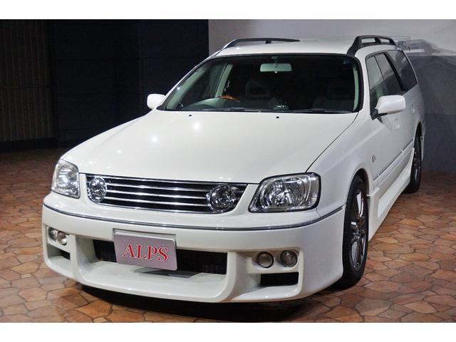 「日産」「ステージア」「SUV・クロカン」「長野県」の中古車42