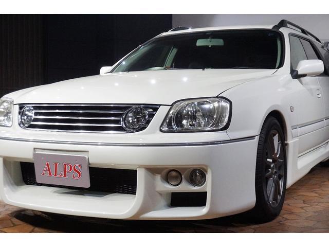 「日産」「ステージア」「SUV・クロカン」「長野県」の中古車43