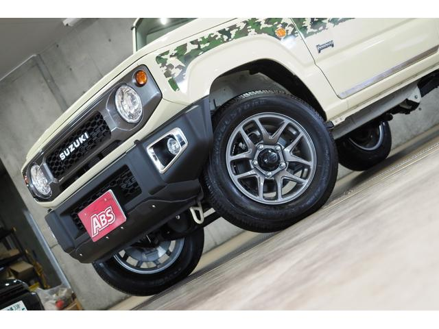 XC セーフティサポート 1オーナー 5速MT LEDライト 新車保証 禁煙車 クルコン シートヒーター スマートキー ETC 迷彩デカール(3枚目)