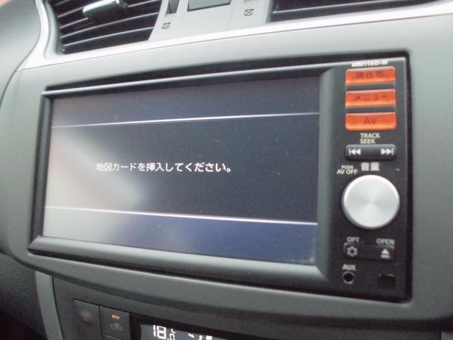 日産 シルフィ S ツーリング 専用エアロ仕様 純正ナビ TV バックカメラ