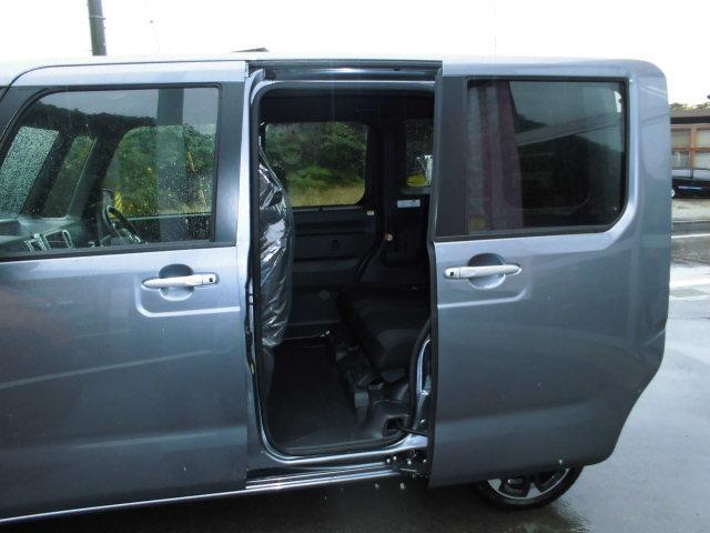 ダイハツ ウェイク Gターボ SA 4WD 純正ナビ装着アップグレードパック