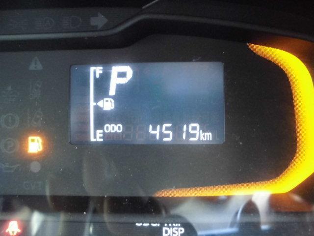 走行距離4,519km!