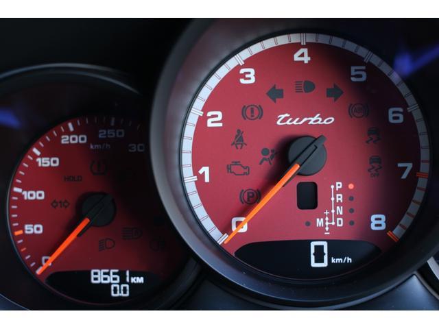 マカン ターボ 4WD ディーラー車 レザーインテリア(7枚目)