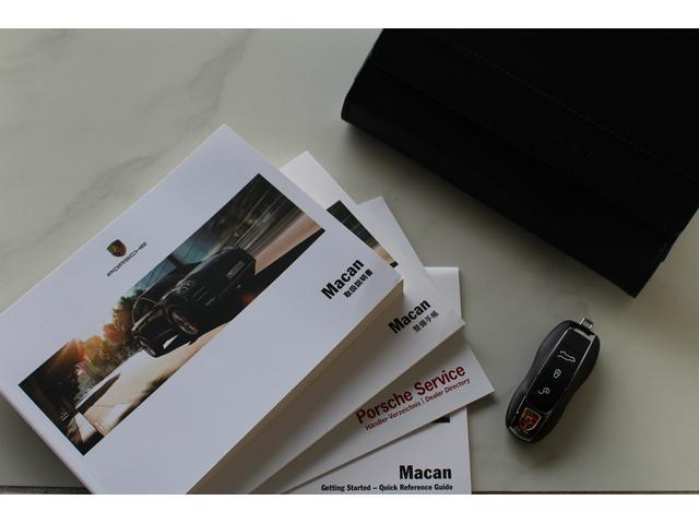 マカン ターボ 4WD ディーラー車 レザーインテリア(20枚目)