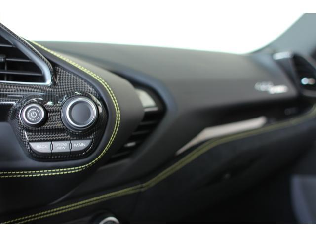 D車 カーボンインテリアPKG フェラーリヒストリックカラー(11枚目)