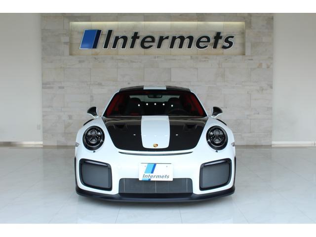 911GT2 RS ヴァイザッハPKG フロントリフト D車(2枚目)