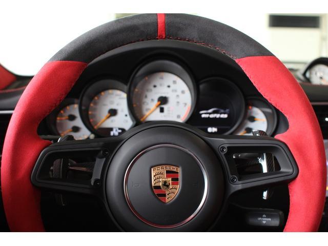 911GT2 RS ヴァイザッハPKG フロントリフト D車(7枚目)