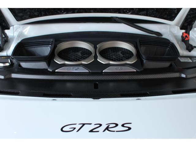 911GT2 RS ヴァイザッハPKG フロントリフト D車(17枚目)