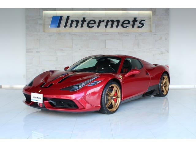 「フェラーリ」「458スペチアーレ」「クーペ」「長野県」の中古車2